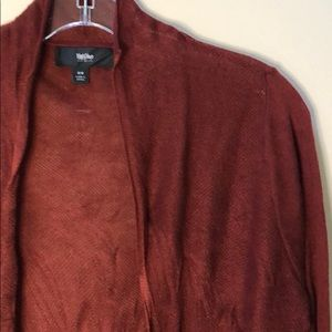 (Missimo) Red Cardigan